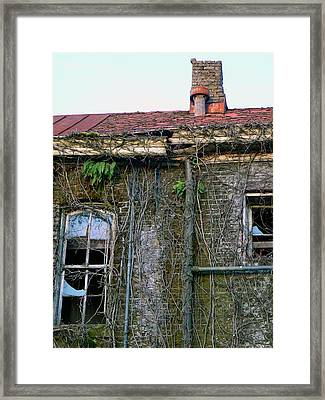 Schools Out Framed Print by Pamela Patch