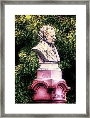 Schubert Framed Print by Bill Cannon