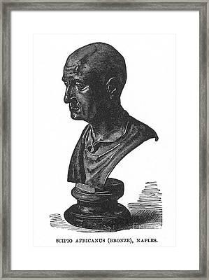 Scipio Africanus Framed Print by Granger