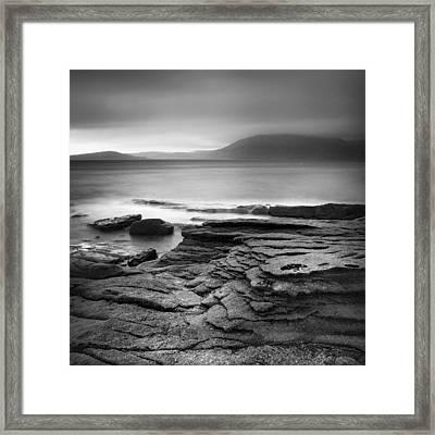 Scotland Elgol II Framed Print by Nina Papiorek