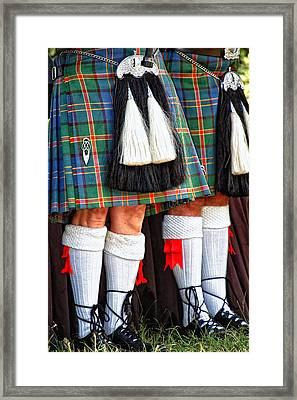Scottish Festival 4 Framed Print