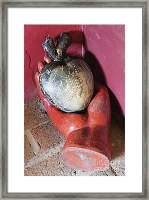 Sculpture Art Framed Print by Jeremy Woodhouse