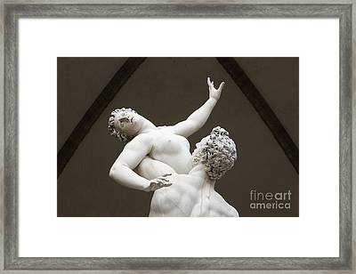 Sculpture Framed Print by Jeremy Woodhouse