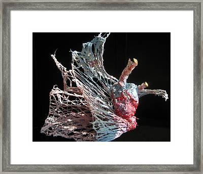 Sea Creature 1 Framed Print