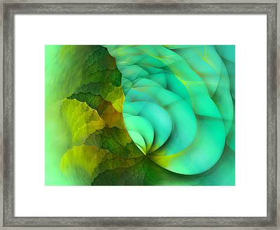 Sea Dragon Framed Print by Betsy Knapp