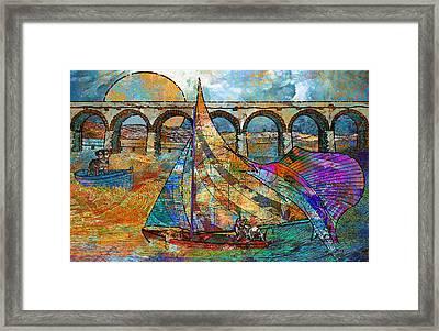 Sea Dream Framed Print by Mary Ogle