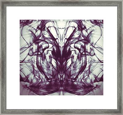 Sea Horse Framed Print by Sumit Mehndiratta