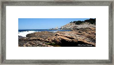 'sea Level' Framed Print by PJQandFriends Photography