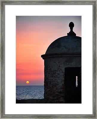 Sea Muse Framed Print by Skip Hunt