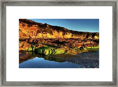 Sea Side Framed Print by Svetlana Sewell