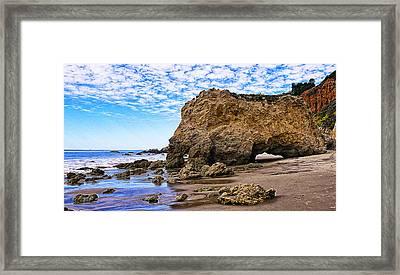 Sea Sphinx Framed Print by Ron Regalado