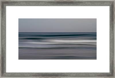sea Framed Print by Stelios Kleanthous