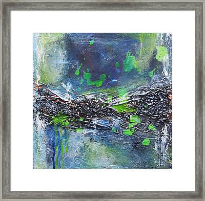Sea World Framed Print