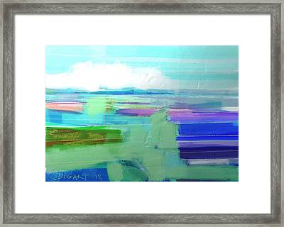 Seascape 1019 Framed Print by Oridigart