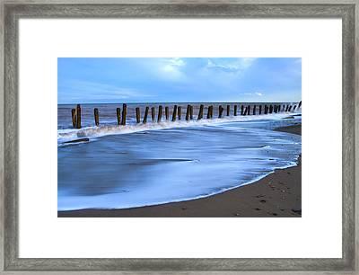 Seashore Framed Print by Svetlana Sewell