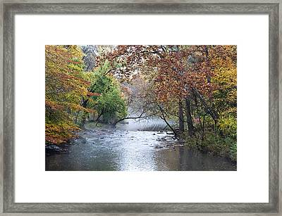 Seasons Change Framed Print by Bill Cannon