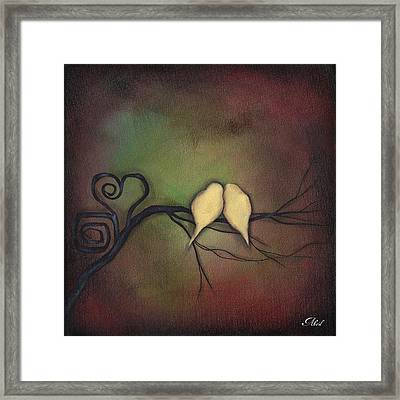 Second Chance In Life Framed Print by  Abril Andrade Griffith