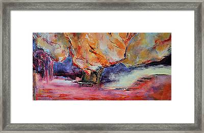 Seculaire Framed Print by Francoise Dugourd-Caput