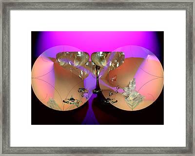 Seduction Framed Print by Irma BACKELANT GALLERIES