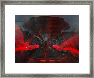 See The Music 2 Framed Print