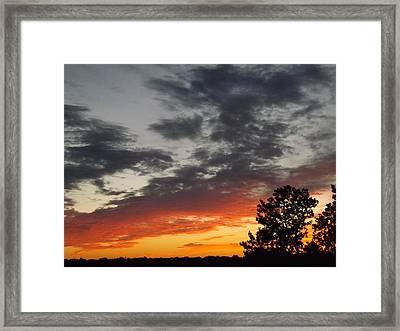 See You Tomorrow Framed Print by Elizabeth Sullivan