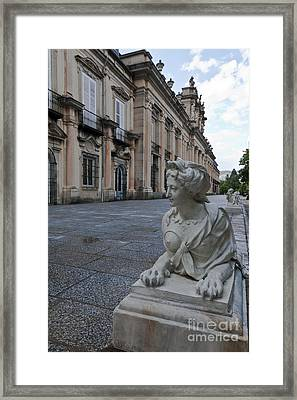 Segovian Sphinx Framed Print by Scotts Scapes