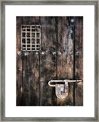 Segura Framed Print by Skip Hunt