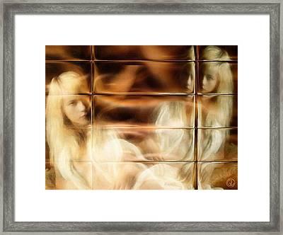Selfreflection Framed Print by Gun Legler