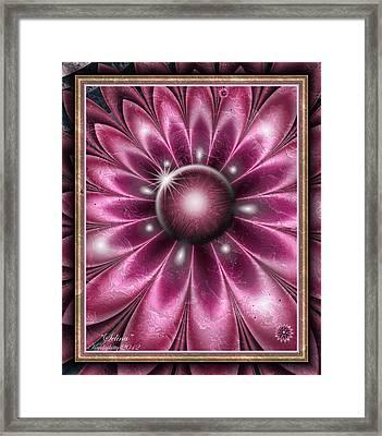 Selina Framed Print