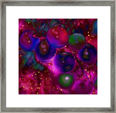 Send In The Clowns Framed Print by Barbara S Nickerson