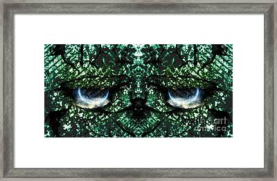 Sentiens Ultra Framed Print