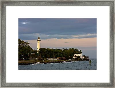 Framed Print featuring the photograph Sentinel by Dan Wells