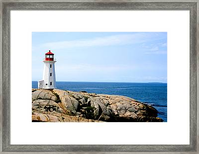 Sentinel Framed Print by Studio Maeva