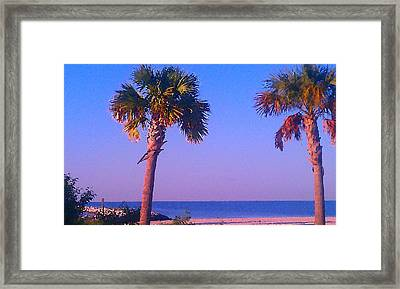 Framed Print featuring the photograph Serene by Brian Wright