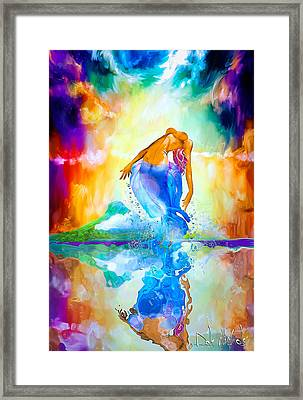 Serenity Framed Print by Dale Nichols