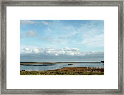 Serenity Framed Print by Gail Behrik