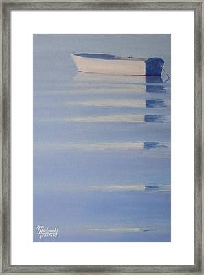 Serenity Framed Print by Michael Cranford