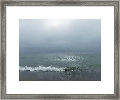 Serenity Framed Print by Peggy King