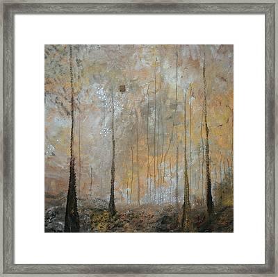 Serenity Framed Print by Germaine Fine Art
