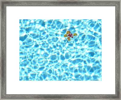Set Adrift 2 Framed Print