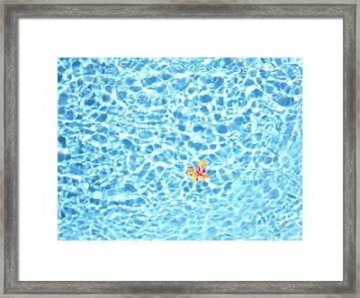 Set Adrift 3 Framed Print