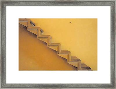 Seven Steps To Framed Print by