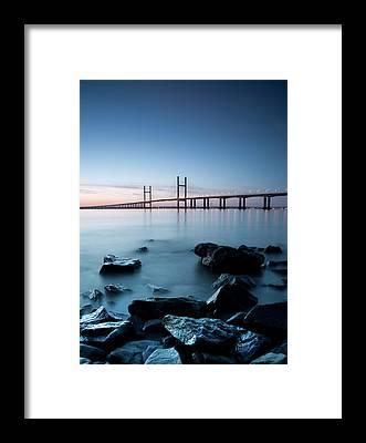 Severn River Framed Prints