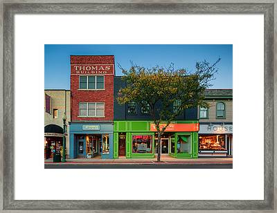 Sewickley 3 Framed Print