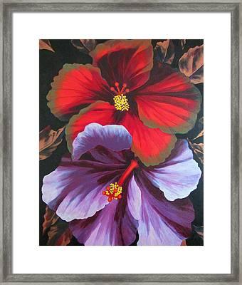Shakti Framed Print
