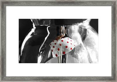 Shall We Dance? Framed Print by Howard Barry