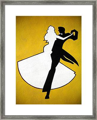 Shall We Dance ... Framed Print by Juergen Weiss