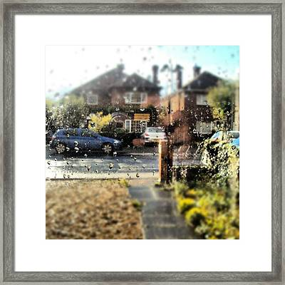 Shared For The #2nd Time Framed Print