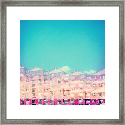 Sheer Absence Of Clarity Framed Print