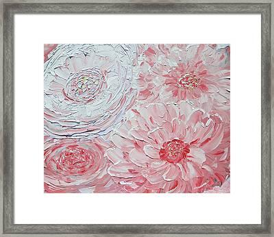 Sheer Bliss Framed Print by Christine Krainock